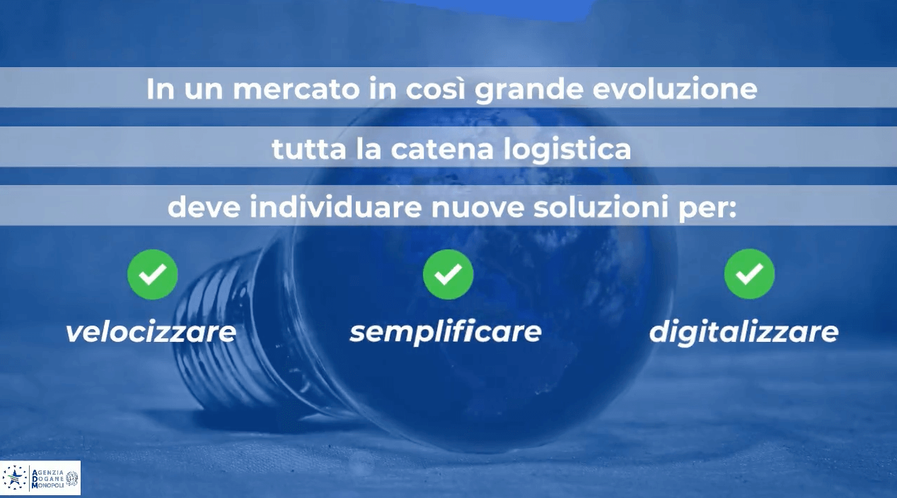 Adm E-Commerce – Easy Free Back: reintrodurre merce in franchigia da dazi